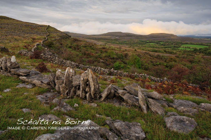 Burren Hills, Fahee North