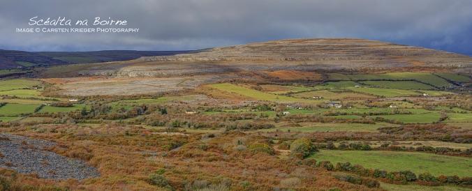 Ballyvaughan Valley, Autumn
