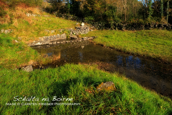 Glencollmcille Holy Well