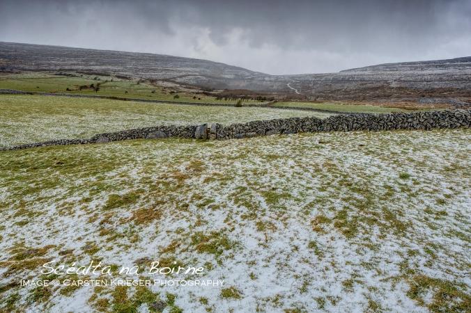 Hailstorm, Gleninagh Valley