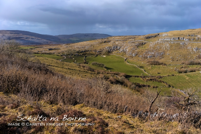 April 2017 Burren Tales