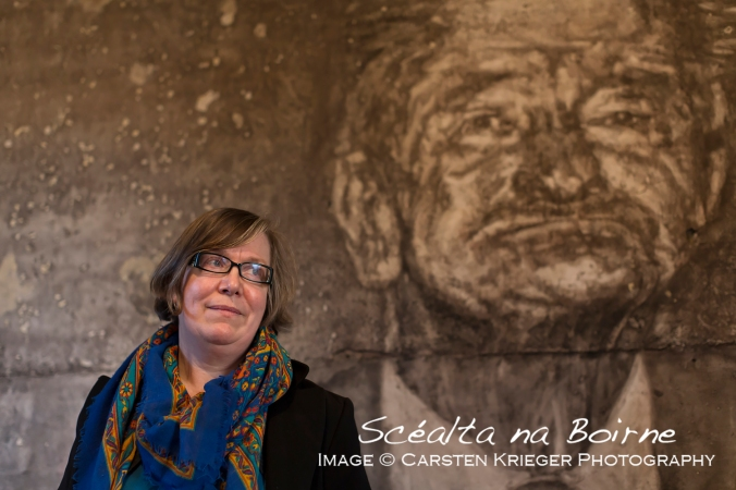 Deirdre O'Mahony / Burren and Cliffs of Moher Geopark Project