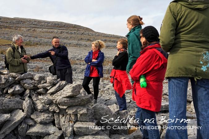 Hill Walking, The Burren