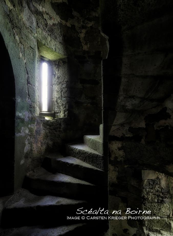 Ballinalacken Staircase